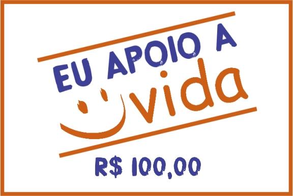 Doar R$ 100,00