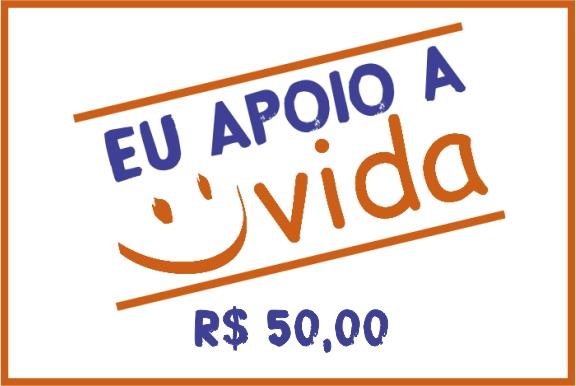 Doar R$ 50,00